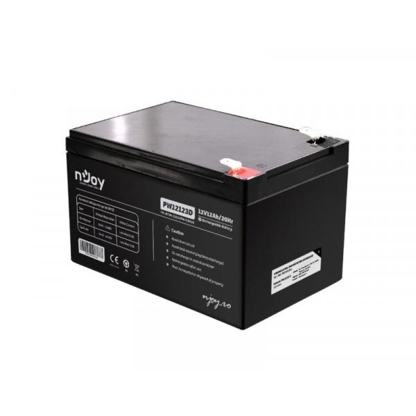 PW12123D baterija za UPS 12V 12Ah BTVA-12123PW-CN01B