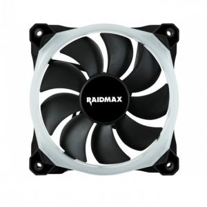 RAIDMAX RED LED Ventilator CP-SL121R 4pins bulk