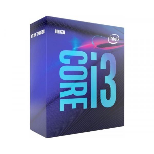 Core i3-9100