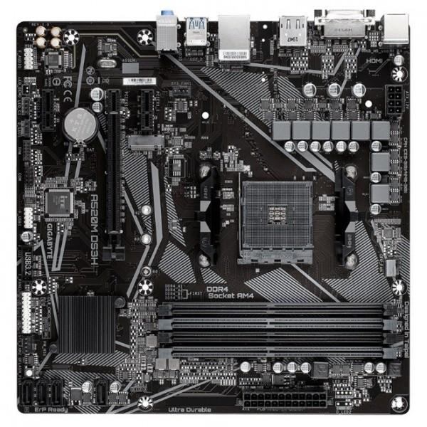 A520M DS3H rev. 1.0