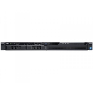 PowerEdge R230 Xeon E3-1220 v6 4C 1x8GB H330 500GB SATA 250W