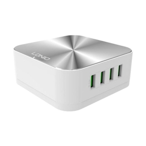 A8101 USB Charger 8 Ports 5V/10A 50W White