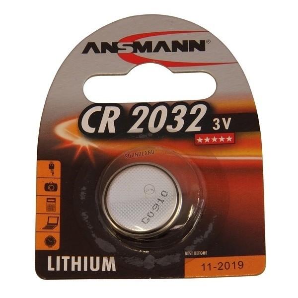 baterija CR2032 3V