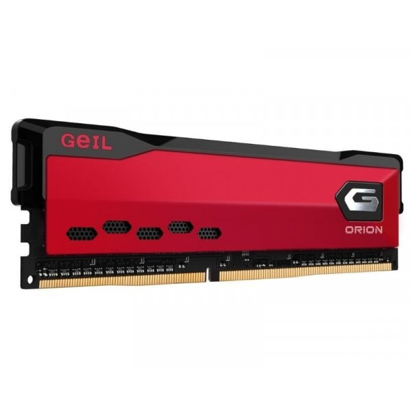 GAOR416GB3600C18ADC DDR4 16GB (2x8GB kit) 3600MHz Orion AMD Edition Red