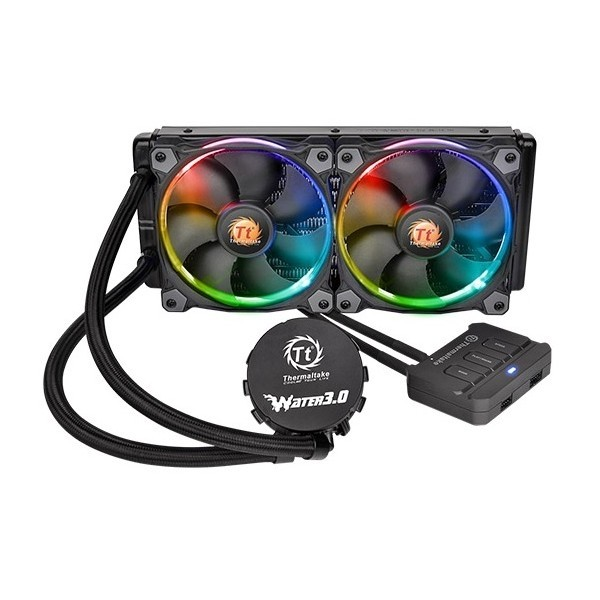Water 3.0 Riing RGB 240 CL-W107-PL12SW-A