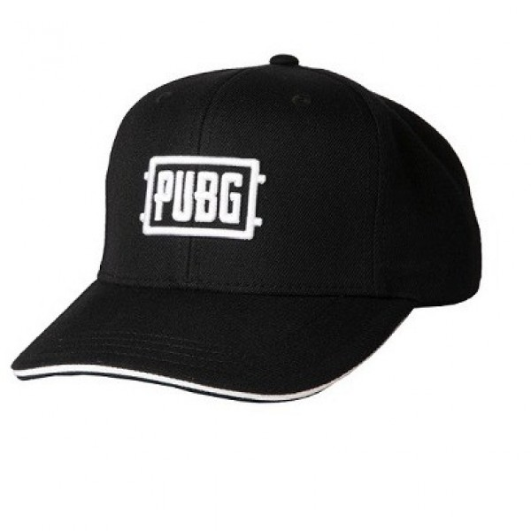 PUBG Logo Snapback Hat