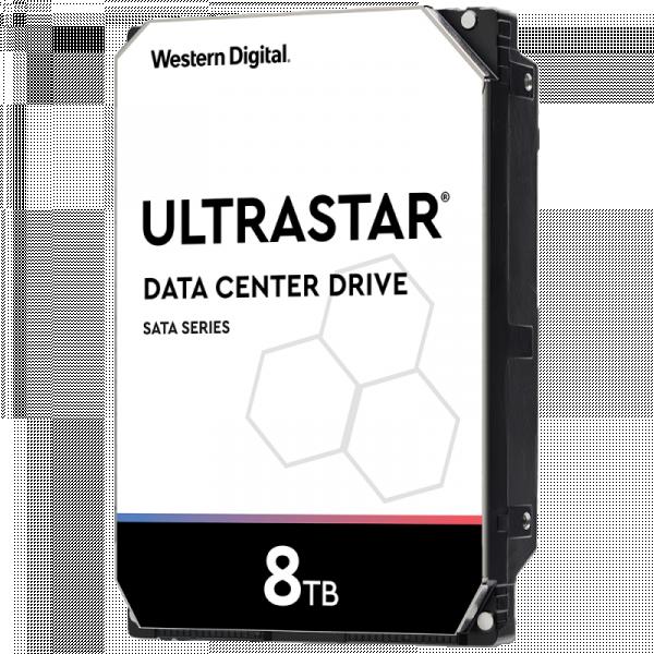 ULTRASTAR 8TB 4KN HUS728T8TALN6L4