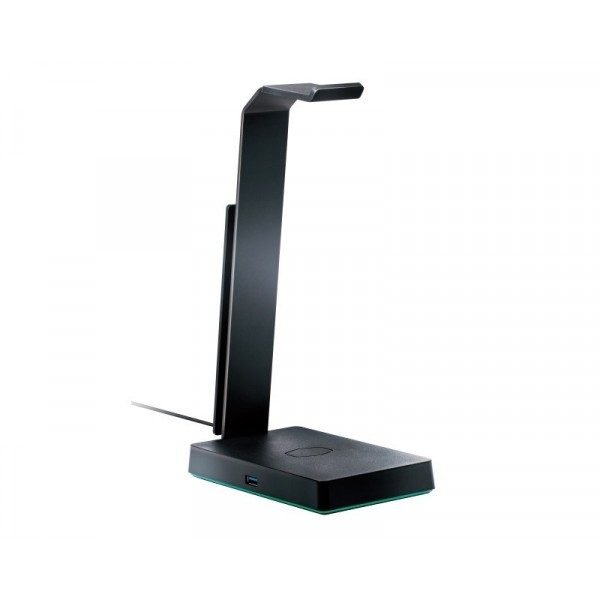Držač za slušalice i punjač za telefon USB 3.0 Qi MPA-GS750-00-C1