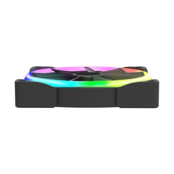 Aer RGB 2 LED 140mm HF-28140-B1