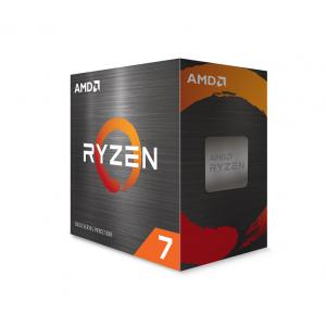 Ryzen 7 5800X 8 cores 3.8GHz (4.7GHz) Box