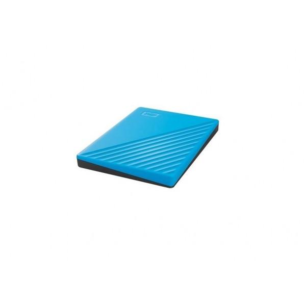 WDBPKJ0040BBL-WESN My Passport USB 3.2 4TB Blue