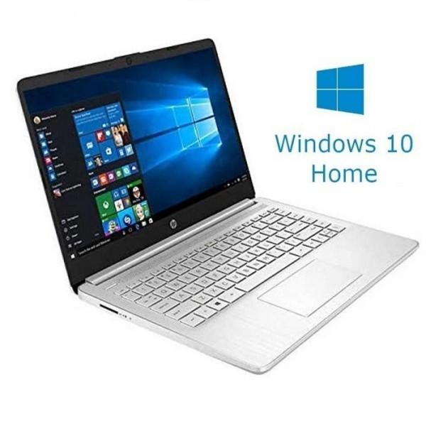 """14-DQ1077 14"""" FHD i3-1005G1 8GB 256GB SSD Win10Home srebrni"""