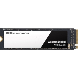 Black NVMe M.2 250GB WDS250G2X0C