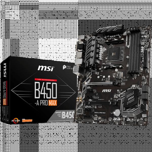 B450-A PRO MAX