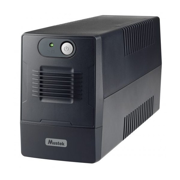 PowerMust 600 EG Line Interactive Schuko