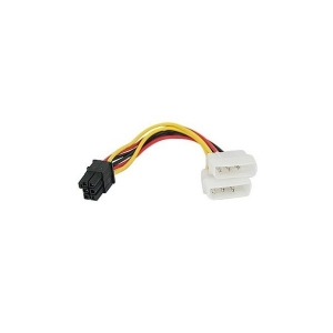 2x Molex to 6 pin Graphic card