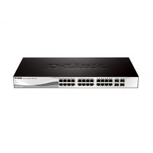 DGS-1210-28 24port + 4port Combo switch