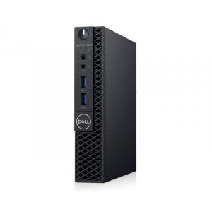 DES08300 OptiPlex 3070 Micro i3-9100T 8GB 256GB SSD NoODD Win10Pro 3yr NBD + Broadcomm QCA9377