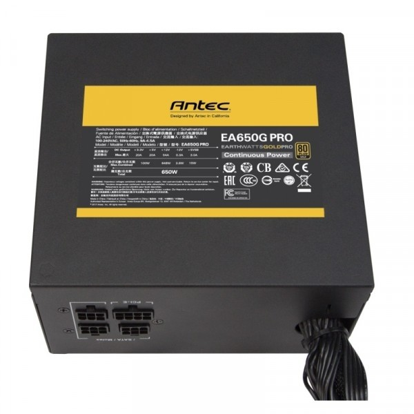EA650G Pro