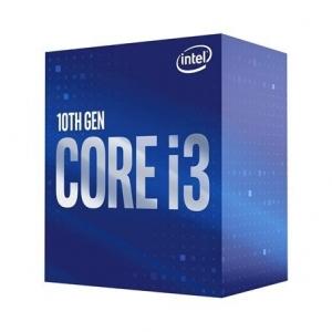 Core i3-10100F 4 cores 3.6GHz (4.3GHz) Box