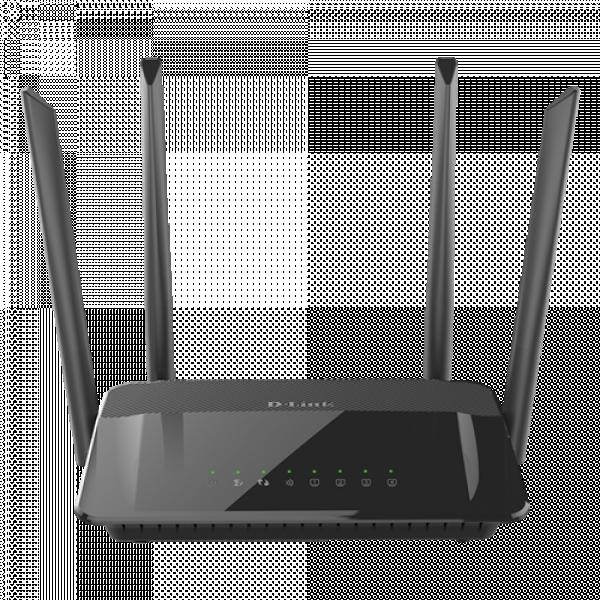 DIR-809 Wireless AC750 Dual Band ruter
