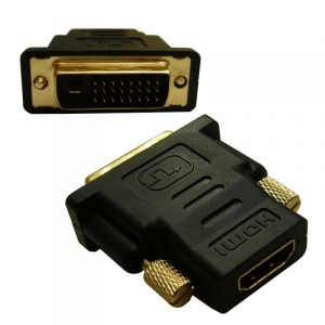 Adapetr HDMI to DVI