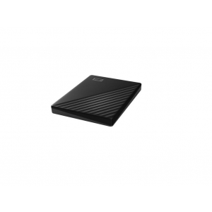 WDBPKJ0040BBK-WESN My Passport USB 3.2 4TB Black