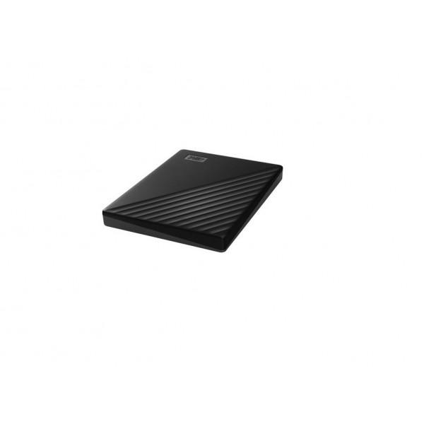 WDBPKJ0040BBK-WESN My Passport USB 3.2 4TB Black