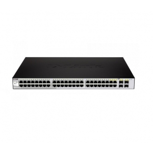 DGS-1210-48 48port + 4slot Smart switch