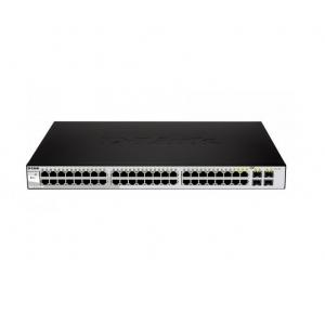 DGS-1210-48 48port + 4slot Smart switch