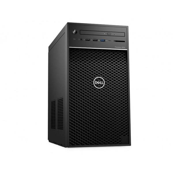 DES07864 Precision T3630 Xeon E-2224G 8GB 1TB DVDRW 460W Win10Pro 3yr NBD