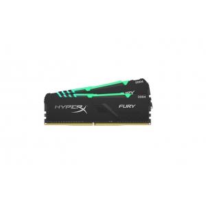 HX432C16FB3AK2/16 HyperX Fury RGB