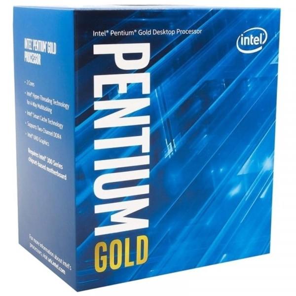 Pentium Gold G6400 2-Core 4.0GHz Box