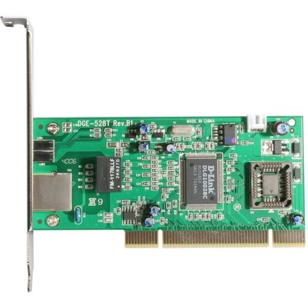 NIC PCI Gigabit Ethernet DGE-528T