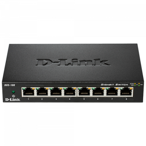 DGS-108 8port switch