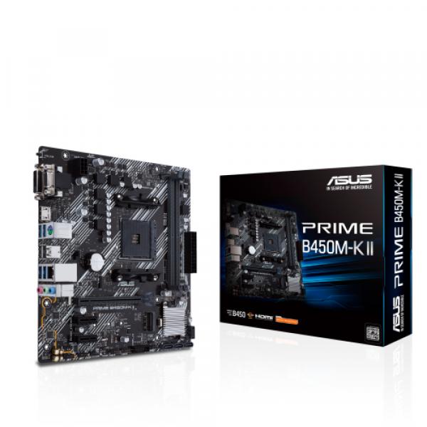PRIME B450M-K II