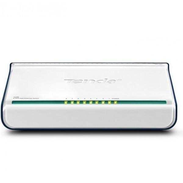 S108 LAN 8 Port 10/100