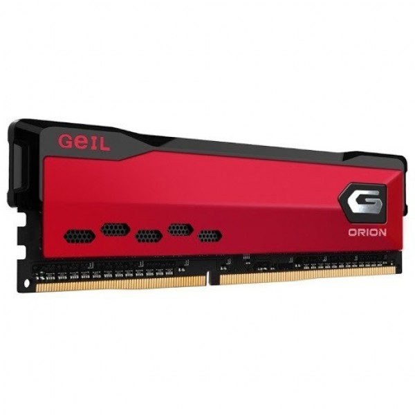 GAOR416GB3600C18BSC DDR4 16GB 3600MHz Orion AMD Edition Red