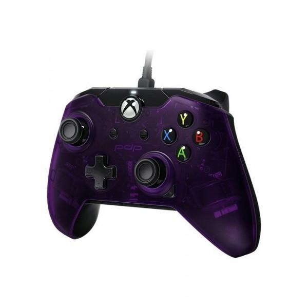 XBOXONE&PC Wired Controller Purple