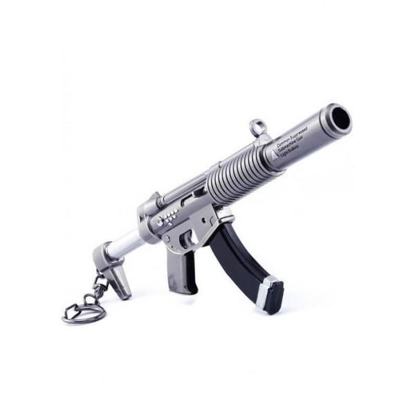 Games Fortnite Small keychain - Muffler submachine gun