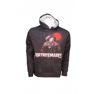 Games Fortnite Hoodie 09 - Fortnitemares Size L
