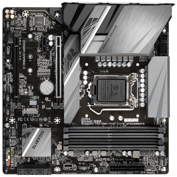 Z590M GAMING X rev.1.0