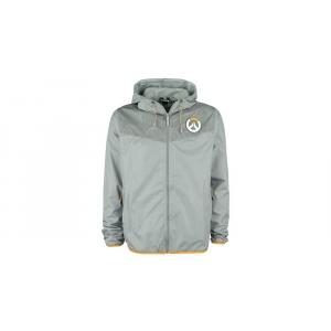Overwatch Logo Windbreaker Gray - velicina S