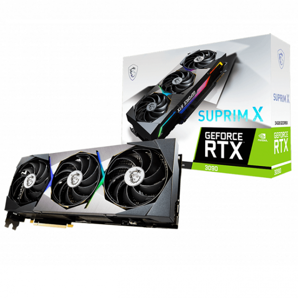 RTX 3090 SUPRIM X 24G