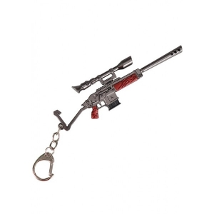 Fortnite 12cm keychain - Semi Automatic Sniper