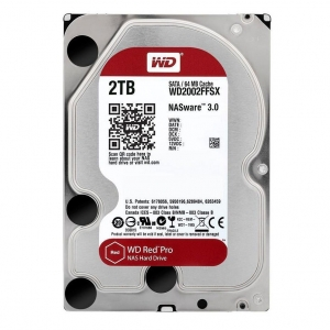 WD2002FFSX Red Pro 2TB