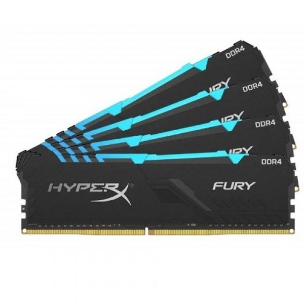 HX430C15FB3AK4/64 HyperX Fury RGB