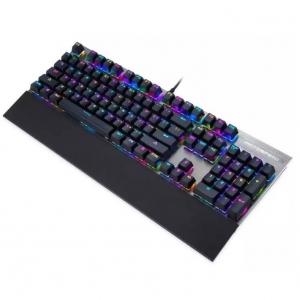 CK108 RGB mehanička tastatura plavi prekidač