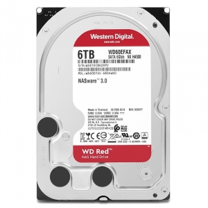 WD60EFAX 6TB Red