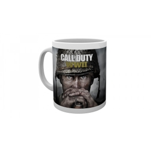 MG2412 CoD WW2 Key Art Standard Mug